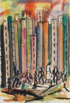 Eli Kobeli; Cityscape