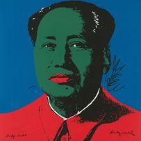 Andy Warhol; Mao