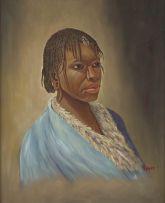Simon Moroke Lekgetho; Portrait