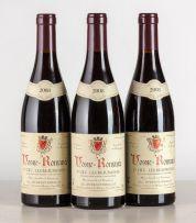 Domaine Alain Hudelot-Noellat; Vosne-Romanée 1er Cru Les Beaumonts; 2008; 3 (1 x 3); 750ml