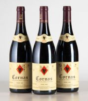 Domaine Auguste Clape; Cornas; 2009; 3 (1 x 3); 750ml