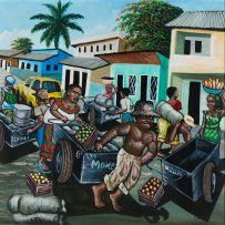 Moké (Monsengwo Kejwamfi); Street Scene