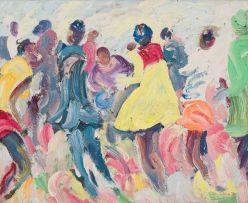Kingsley Sambo; Dancers II