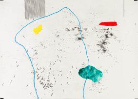 Mongezi Ncaphayi; Abstract Composition