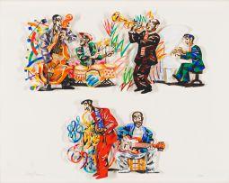 David Gerstein; Musicians