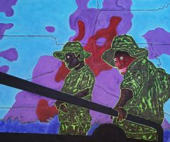 Thebe Phetogo; Scouts (On many fronts)