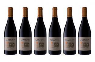 Chamonix; Pinot Noir Reserve; 2010; 6 (1 x 6); 750ml