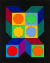Victor Vasarely; Shapes