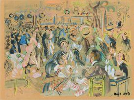 Raoul Dufy; Le Moulin de la Galette