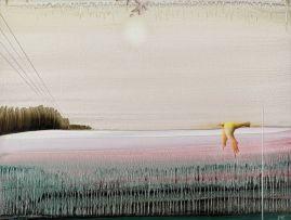 Paul Wunderlich; Landscape III
