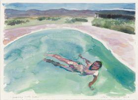 Clare Menck; Cedarberg Male Bather