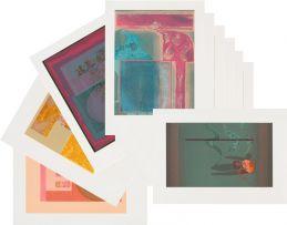 Lionel Abrams; Portfolio of 10 Prints