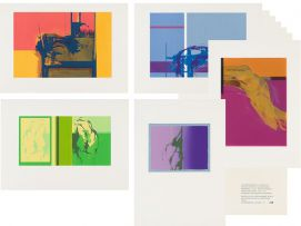 Wim Blom; A Portfolio of 10 Prints