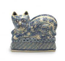 Hylton Nel; Blue Cat
