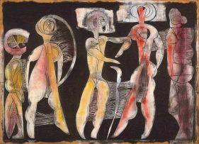Cecil Skotnes; Five Figures