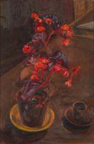 Florence Zerffi; Begonia