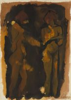 Gordon Vorster; Two Nudes