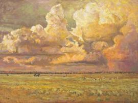 Zakkie Eloff; Kalaharie (sic)