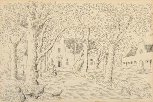 François Krige; Cape Farmhouse