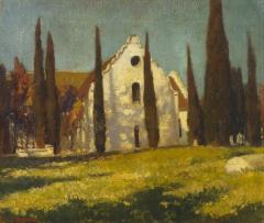 Edward Roworth; Old Church Paarl