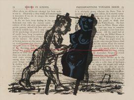 William Kentridge; Errors (Eros) in School/Predispositions towards Error