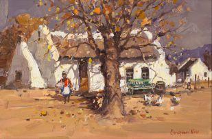 Christiaan Nice; Cape Cottage
