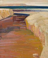 Barbara Grace Burry; Landscape