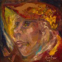 Jack Lugg; Vrou met Blommhoed