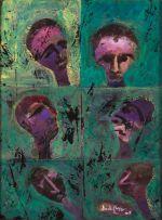 Jack Lugg; Veranderende Vorms (Changing Forms)