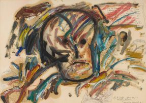 Christo Coetzee; Homage to Dagobert II