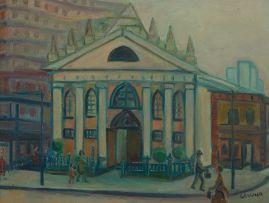 Charles Gassner; Die Groote Kerk