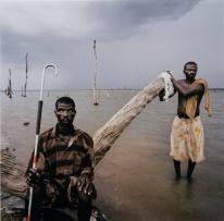 Mikhael Subotzky; Kwabla and Yaovi Ahotor, Ghana, West Africa. 2007