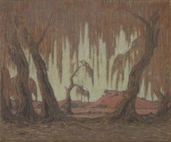 Jacob Hendrik Pierneef; Wilgerbome