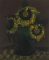 Georges Braque; Les Soleils (The Sunflowers)