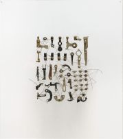 Paula Louw; Composition with Machine Components