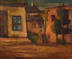 James Thackwray; Two Figures, District Six