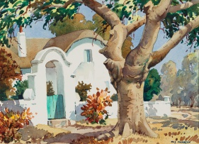 Nils Andersen; The White Cottage