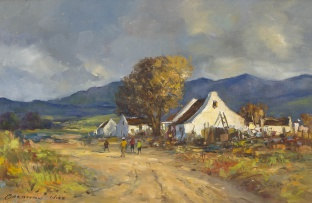 Christiaan Nice; Country Cottages, Cape