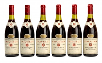 Faieveley; Mazis-Chambertin; 1989; 6 (1 x 6); 750ml
