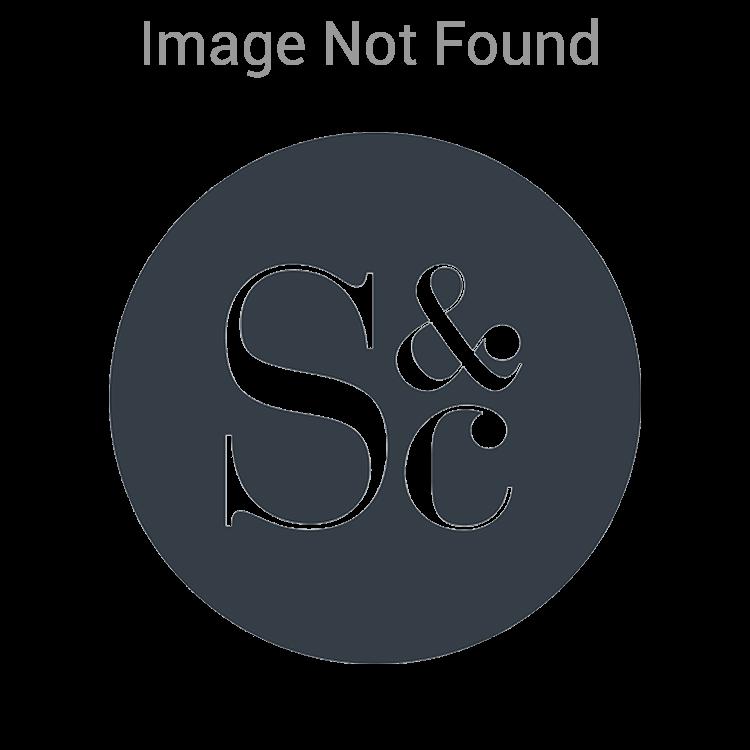 An Italian silver dish, .800 standard
