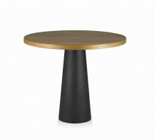 A Moooi oak and black laminated 'Container' table designed by Marcel Wanders, 20th century