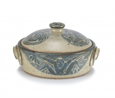 Rorke's Drift; Casserole Dish and Cover