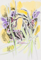 Andrew Verster; Composition with Irises