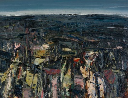 Hermann Niebuhr; After the Fire II