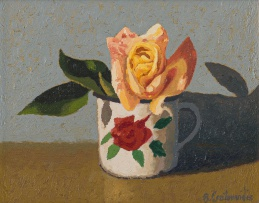 Ben Coutouvidis; Rose in a Cup