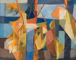 Anna Vorster; Abstract Composition