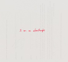 Ed Young; I am an Afterthought